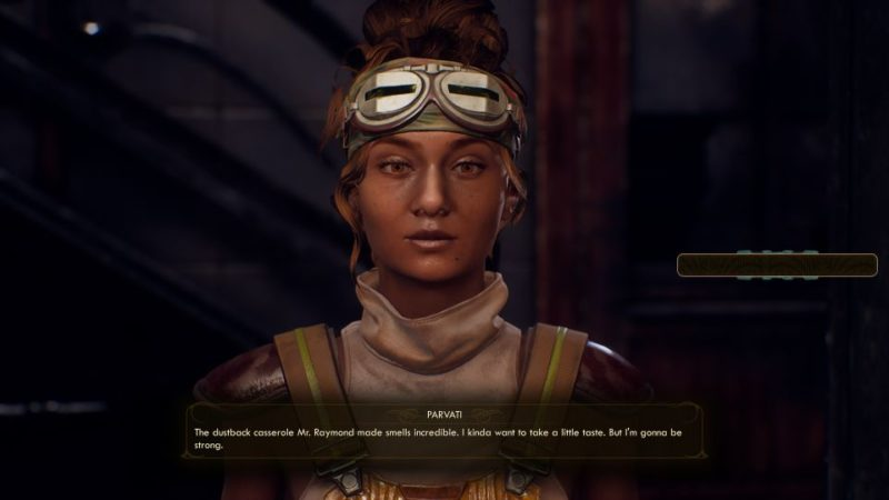 all companions outer worlds