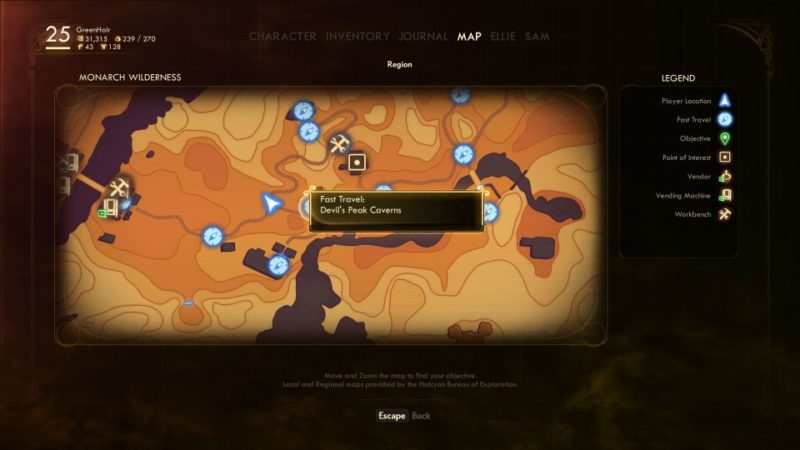 the outer worlds - make space suits, wont travel wiki