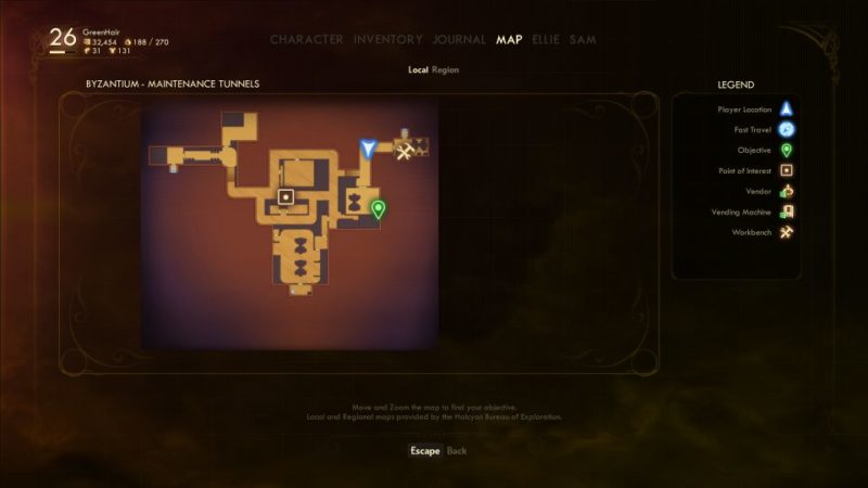 the outer worlds - the demolished woman quest guide