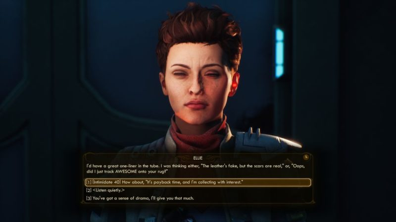 the outer worlds - the low crusade mission guide
