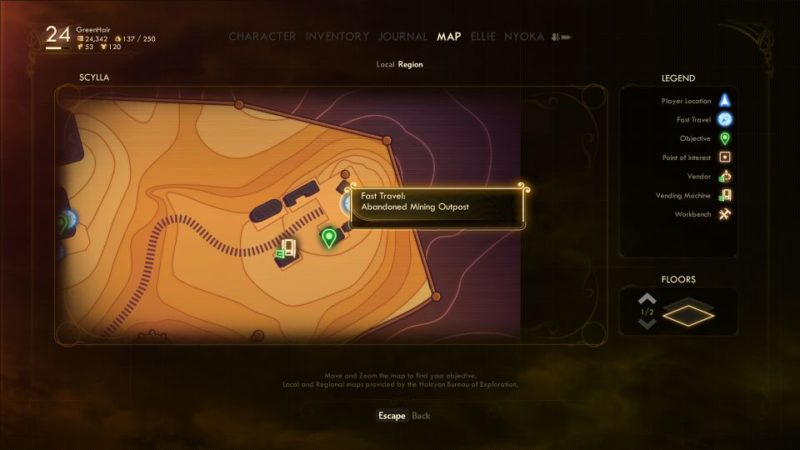 the outer worlds - weapons from the void quest guide