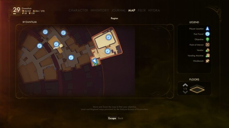 the outer worlds - why call them back from retirement guide and tips