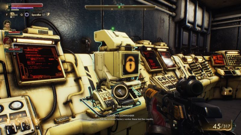 the outer worlds - why call them back from retirement quest