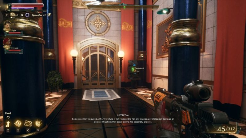 the outer worlds - why call them back from retirement quest walkthrough