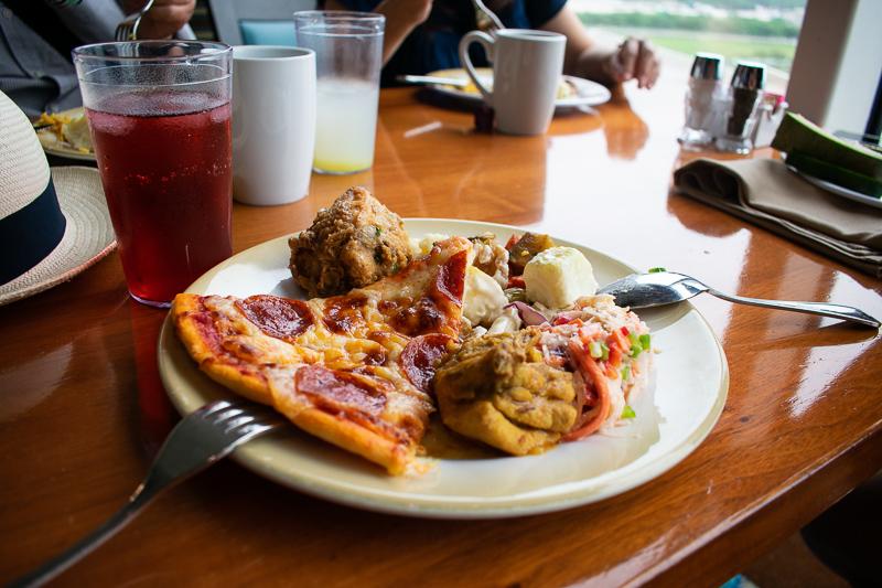 best food in windjammer on royal caribbean quantum of the seas