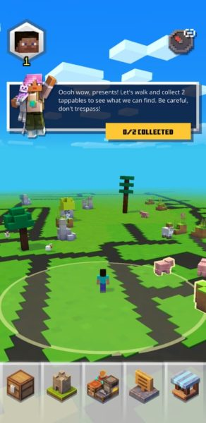 early access minecraft earth