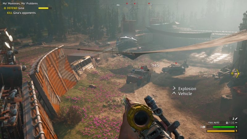 the outer worlds alternatives