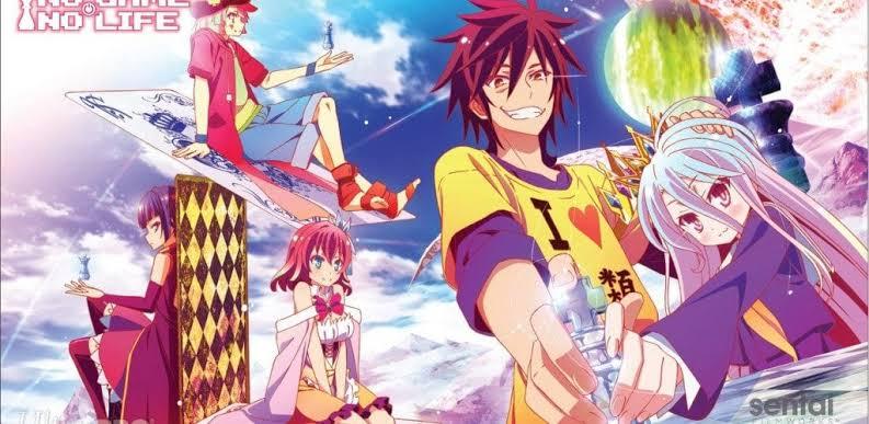 recommended isekai anime