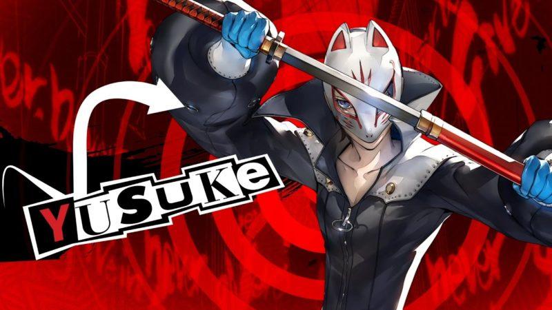 p5 yusuke top weapons