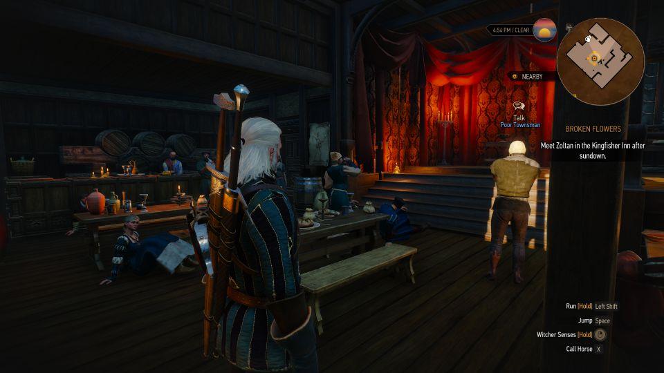 kingfisher inn witcher