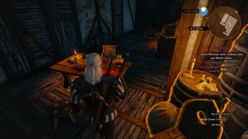 Witcher 3 Whoreson Casino