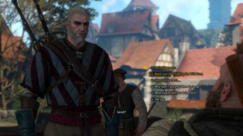 brothers in arms novigrad - witcher 3 quest guide