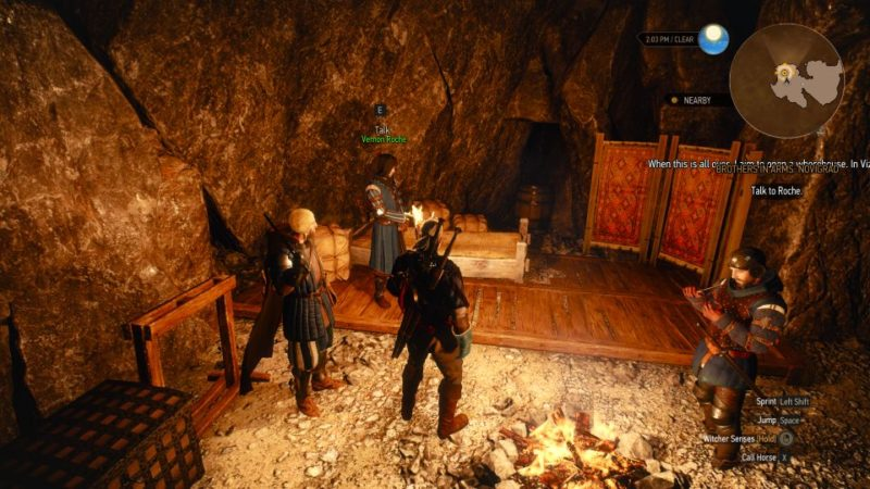brothers in arms novigrad - witcher 3 wiki