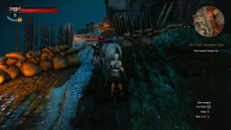 ciri's story - breakneck speed witcher 3 tips