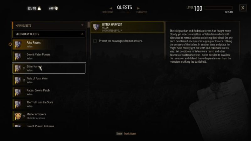 fake papers - the witcher 3 how to get cheap pass