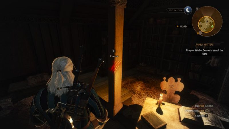 family matters - the witcher 3 quest wiki