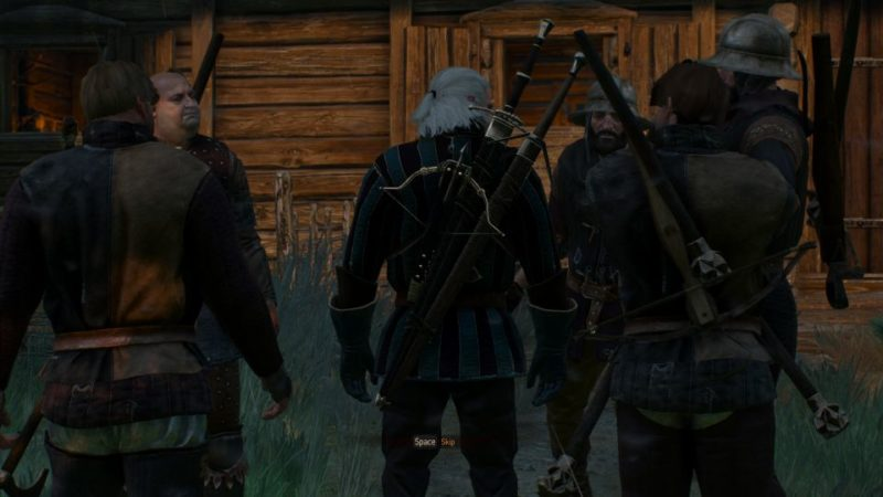 family matters - the witcher 3 wiki