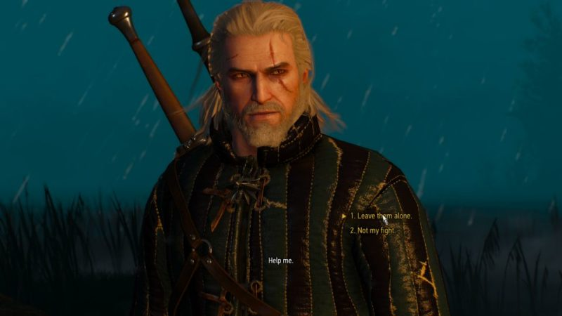forefathers' eve - witcher 3 walkthrough