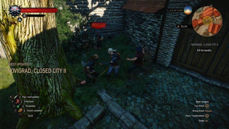 novigrad, closed city II - witcher 3 wiki