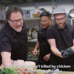 food celebrity shows on netflix