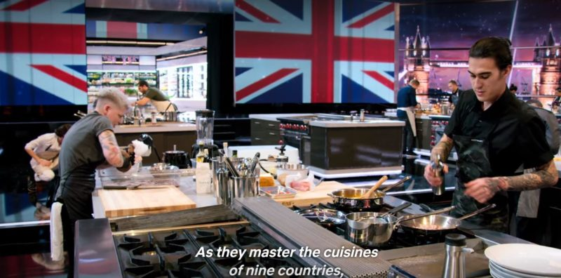 top food competition netflix