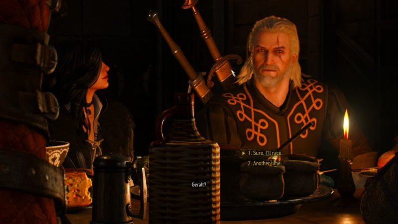 the king is dead, long live the king - witcher 3 wiki