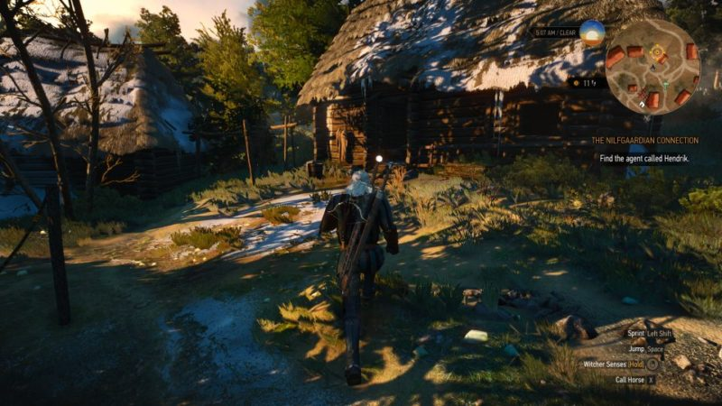 the nilfgaardian connection - witcher 3 wiki