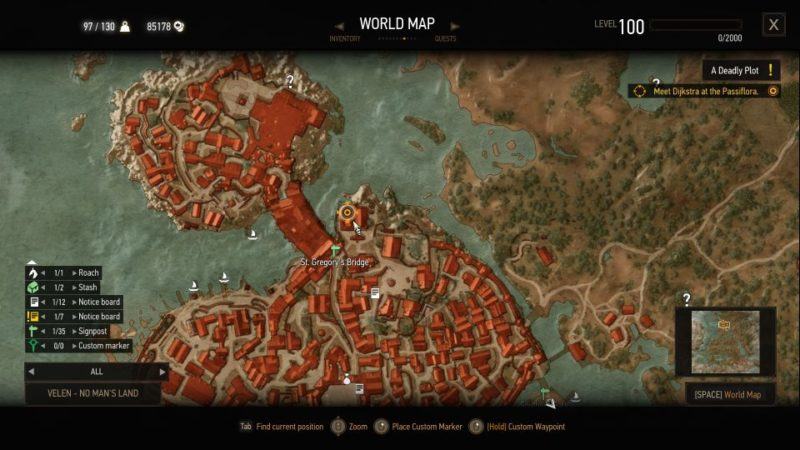 the witcher 3 - a deadly plot guide