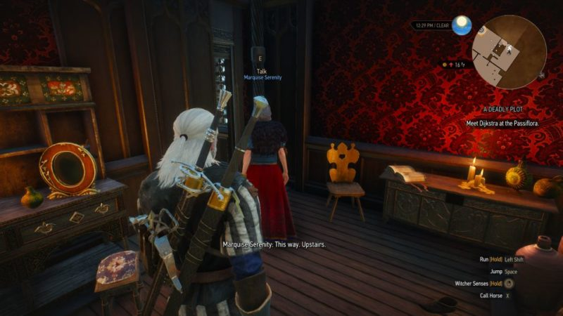 the witcher 3 - a deadly plot guide and tips