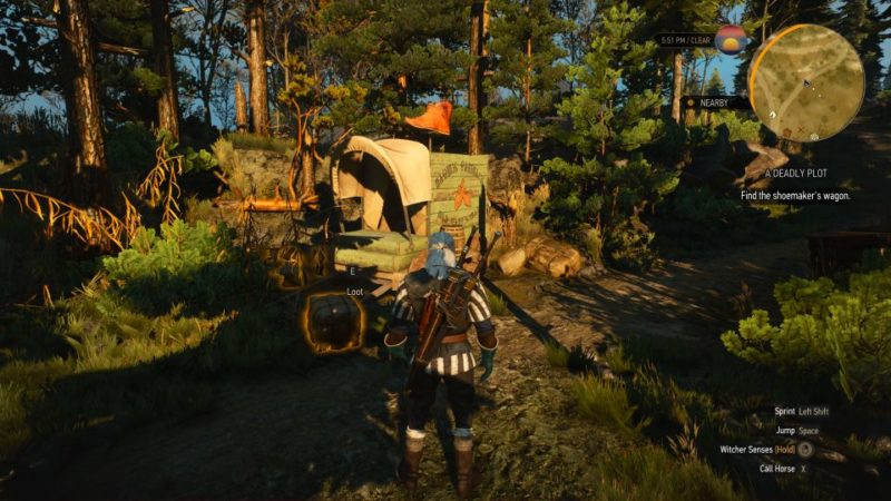 the witcher 3 - a deadly plot wiki and guide