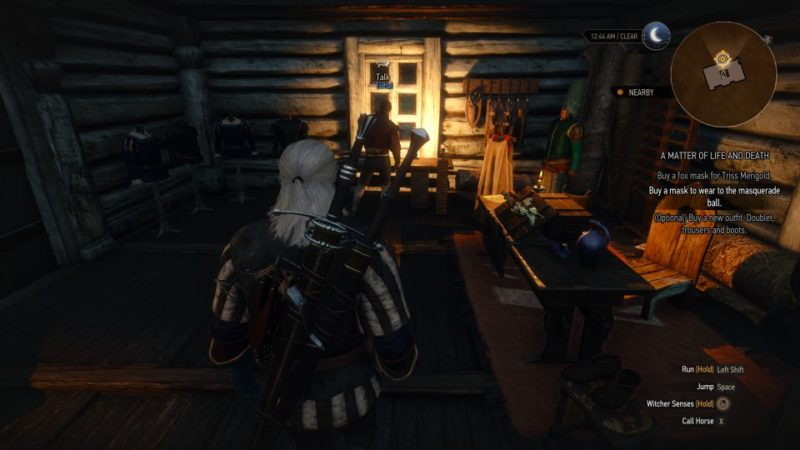 the witcher 3 - a matter of life and death tips