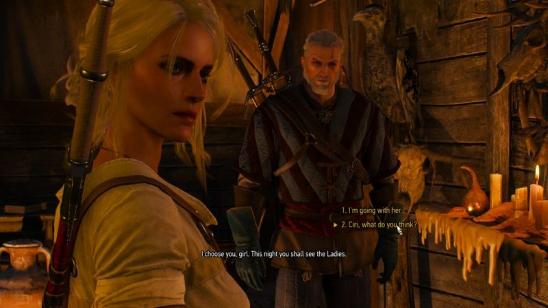 the witcher 3 - bald mountain quest guide