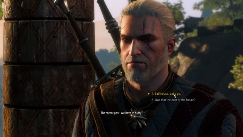 the witcher 3 - blindingly obvious quest guide