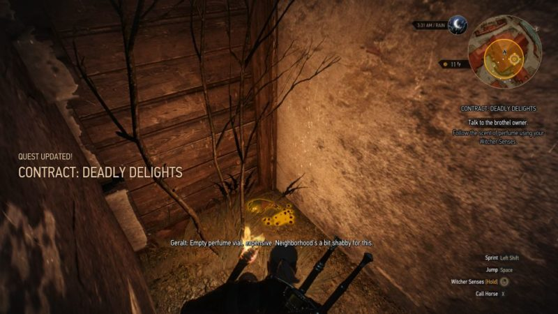 the witcher 3 deadly delights tips