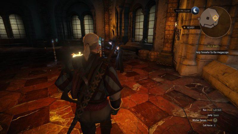 the witcher 3 - disturbance tips