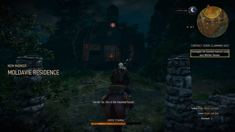 the witcher 3 - doors slamming shut guide and tips