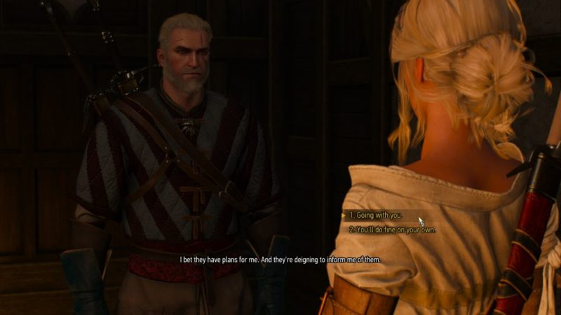 the witcher 3 - final preparations tips
