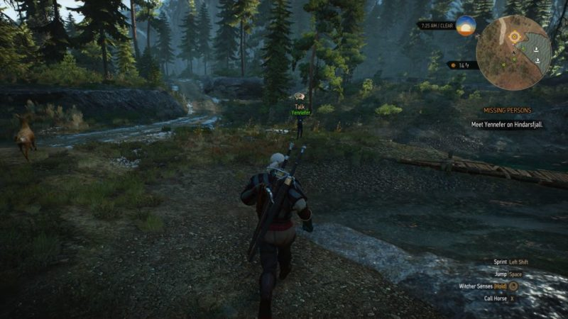 the witcher 3 - missing persons quest guide
