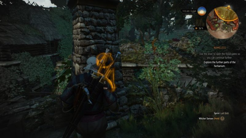 the witcher 3 - nameless quest guide