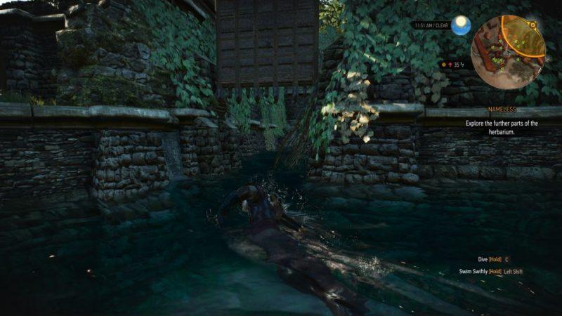 the witcher 3 - nameless walkthrough