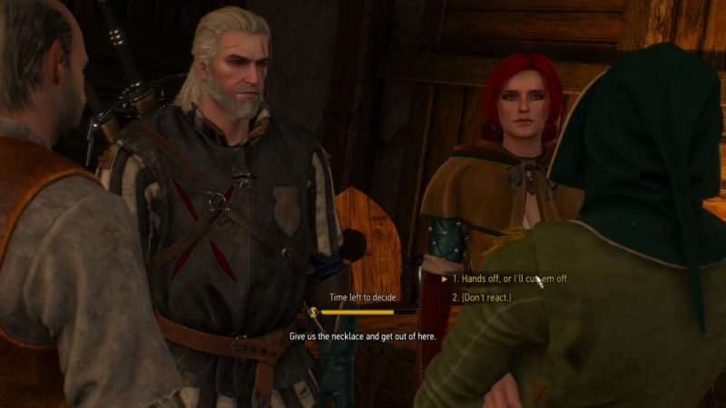 the witcher 3 - now or never guide and tips