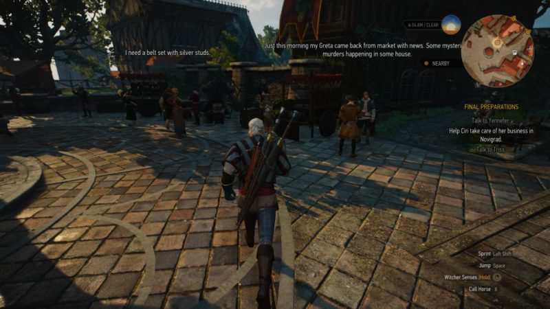 the witcher 3 - payback guide