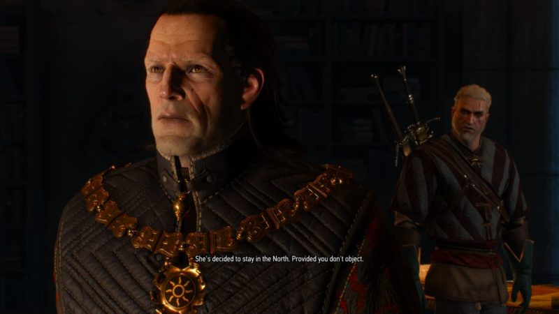 the witcher 3 - something ends, something begins quest