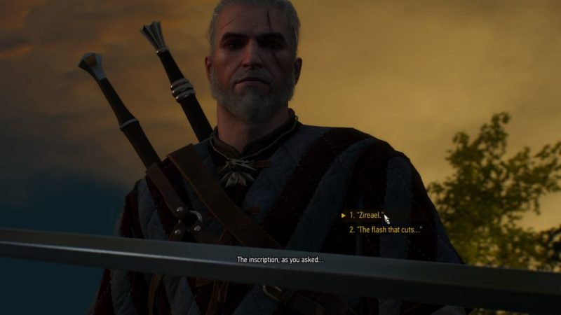 the witcher 3 - something ends, something begins wiki