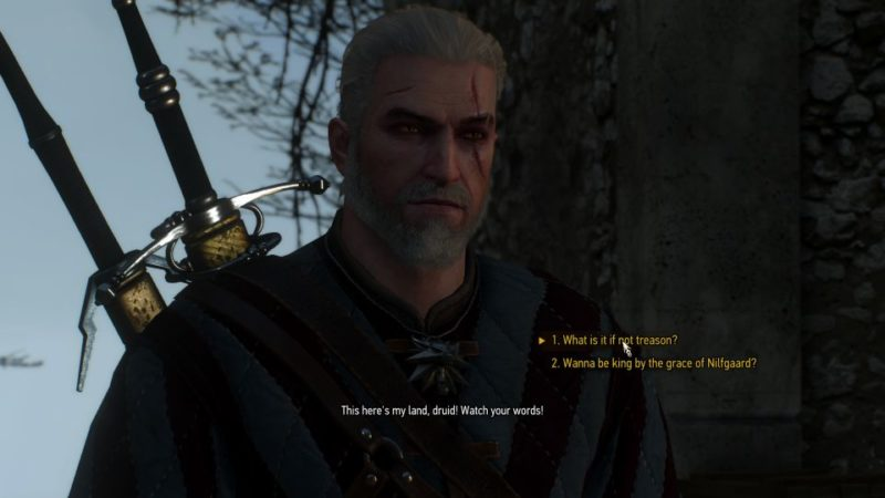 the witcher 3 - sunstone mission