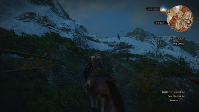 the witcher 3 - sunstone quest guide