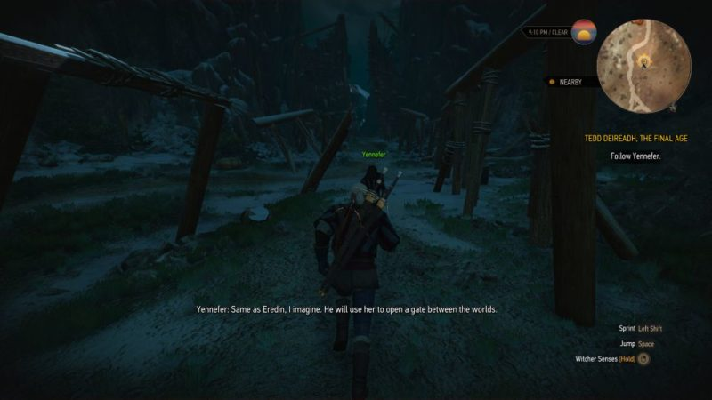 the witcher 3 - tedd deireadh, the final age guide