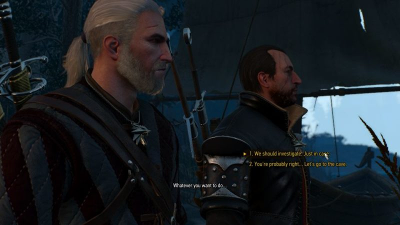 the witcher 3 - the final trial wiki
