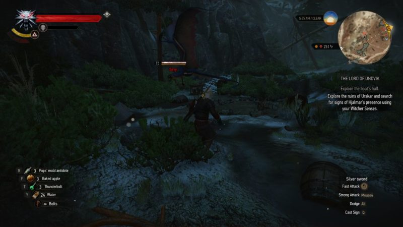 the witcher 3 - the lord of undvik wiki