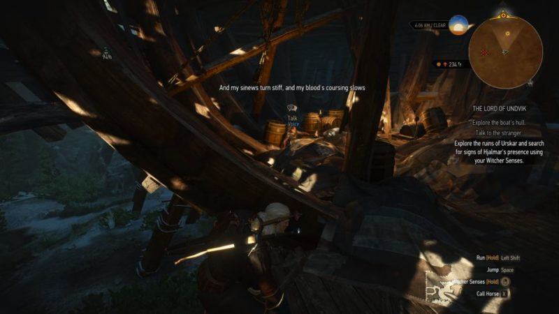 the witcher 3 - the lord of undvik wiki and guide